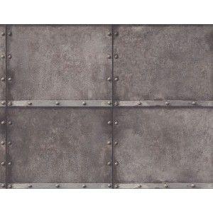 בטון חשוף וברזל
