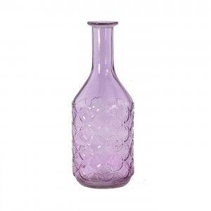 אגרטל זכוכית סגול