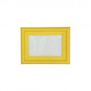 מסגרת לתמונה- צהובה