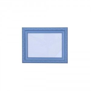 מסגרת כחולה
