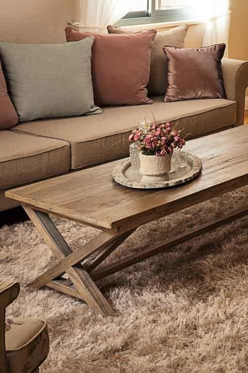 שטיח שאגי מפנק יכניס רכות וחמימות לסלון